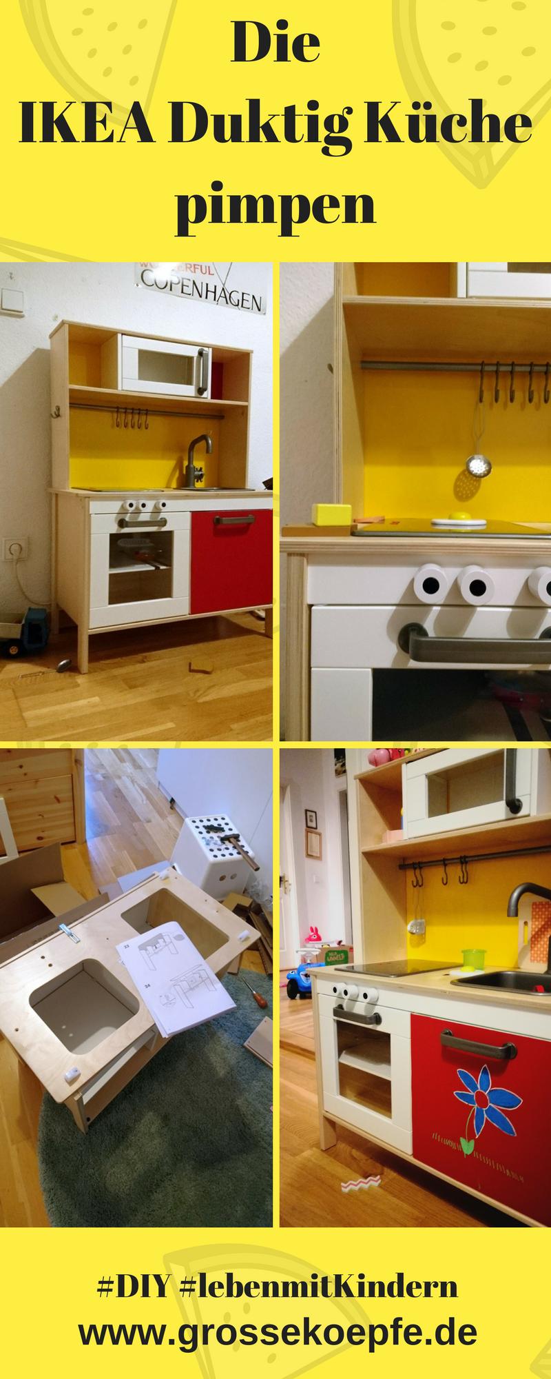 Pimp My Ikea endlich bin ich auch ein bastelbloger pimp my ikea duktig küche