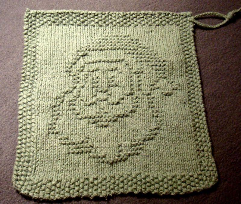 KrisKnits...: That One Last Gift..... | Crochet Dishcloths & Towels ...