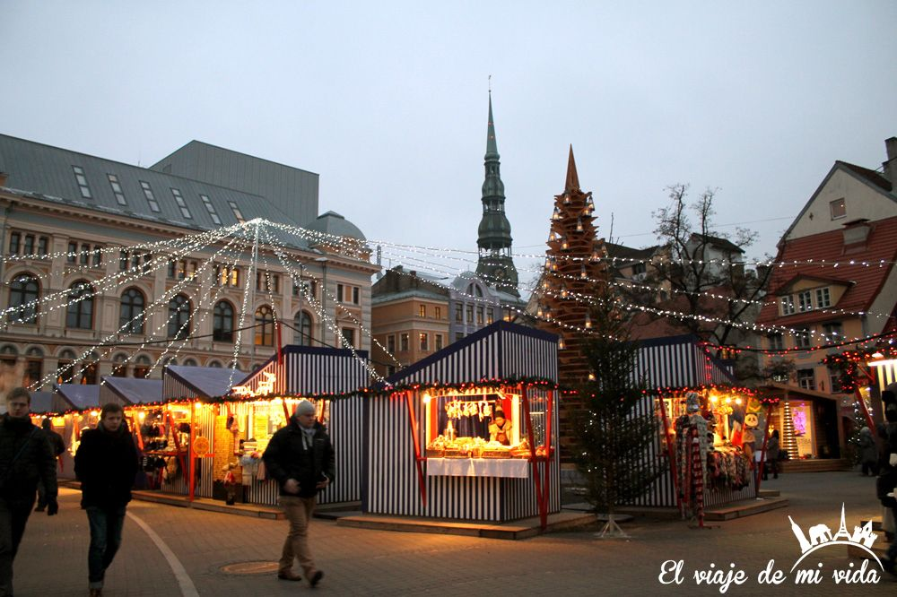 Diarios de viaje: Fin de semana en Riga, Letonia