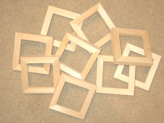 Pin By Jc Flores On Divorcee Boudoir Wood Picture Frames Picture Frames Unfinished Wood