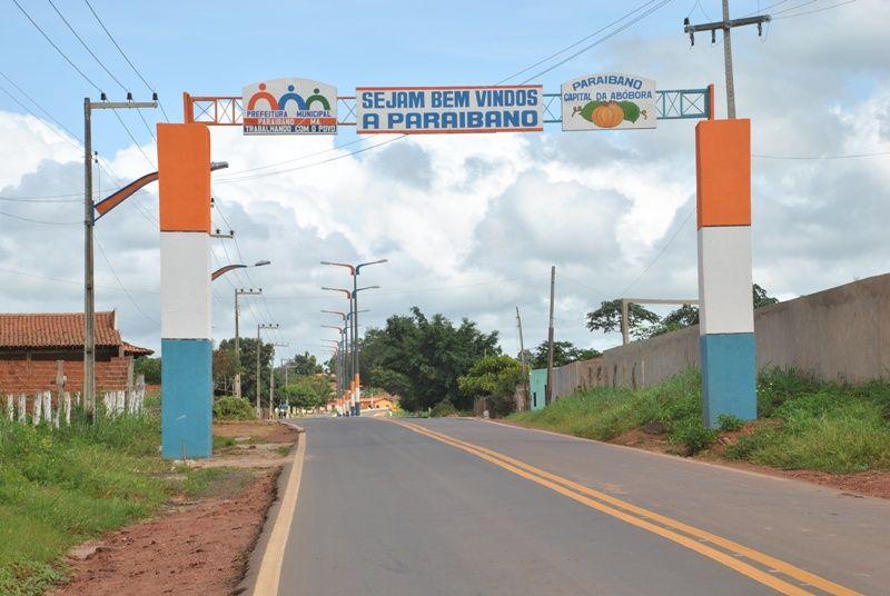 Paraibano é um município no sudeste do Maranhão, na microrregião ...