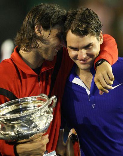 Federer & Nadal