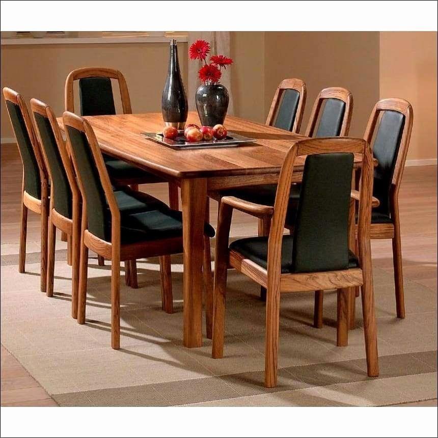 18+ Elegant oak dining table Various Types