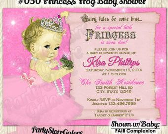 invitación para baby shower for girls – Etsy ES