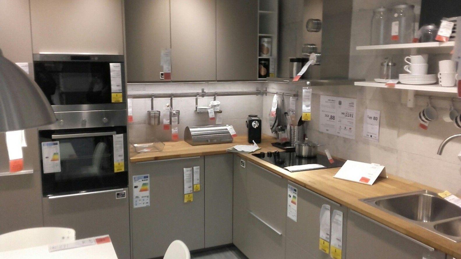 Cozinha Ubbalt Bege Escuro Ikea Portugal Gostei Kd Estive La