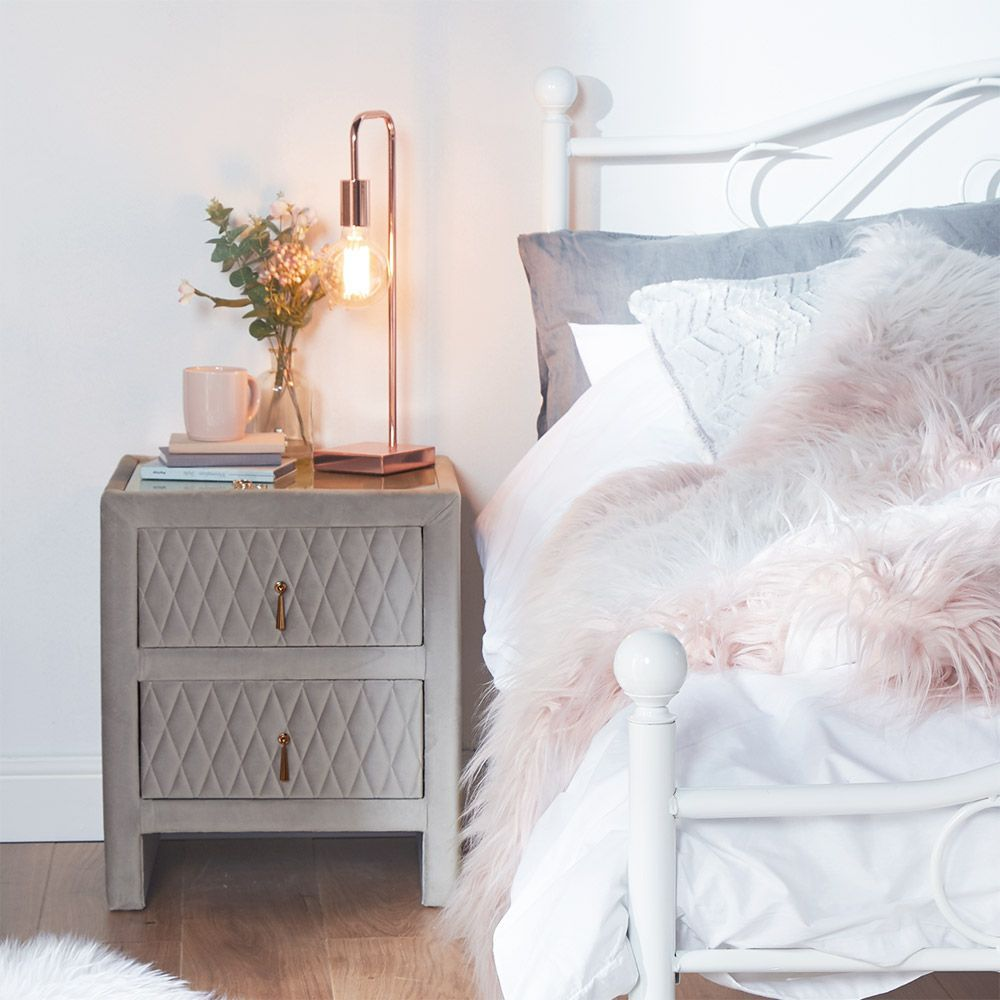 Best Quilted Bedside Table Bedside Table Inspiration 640 x 480