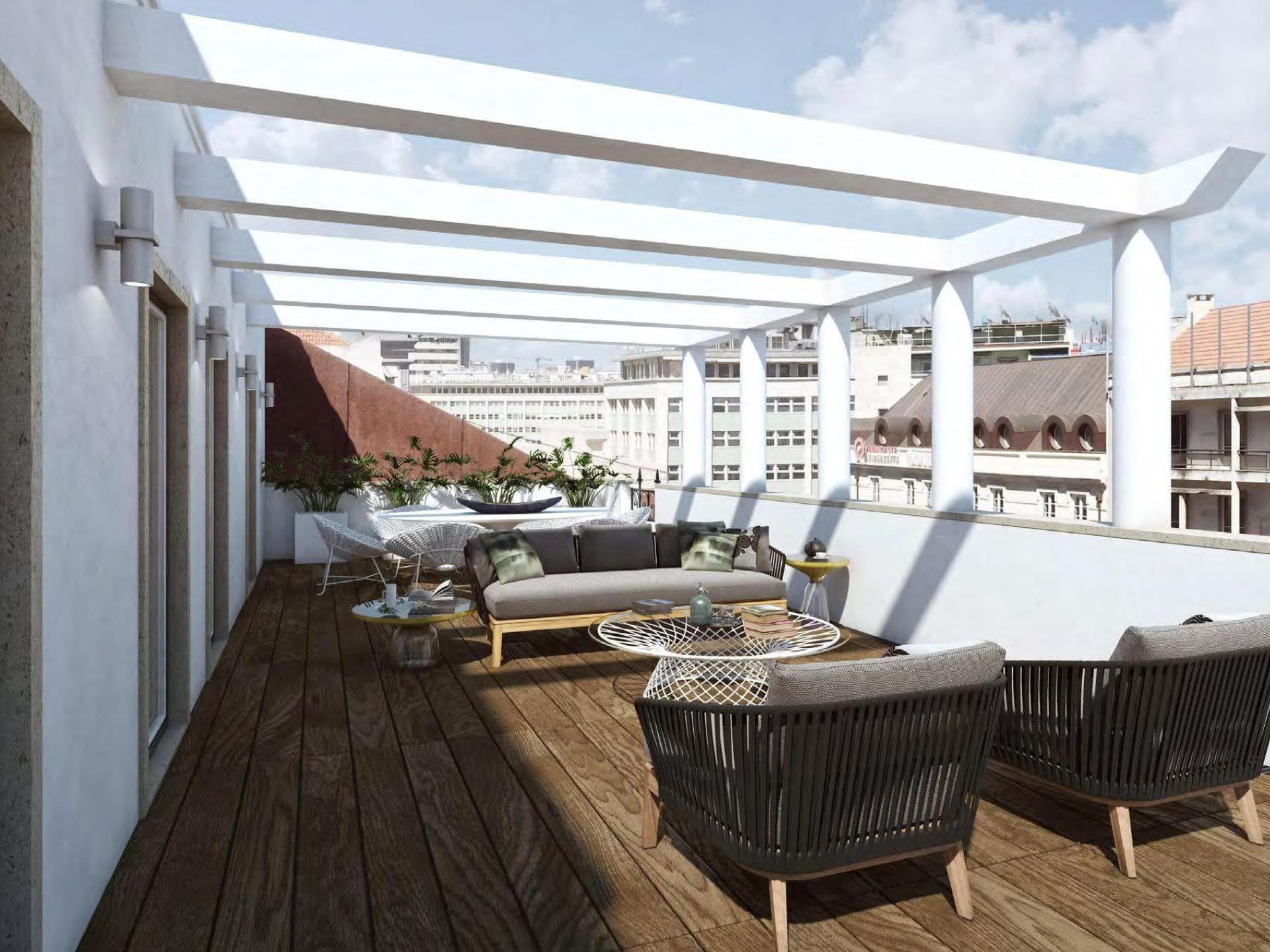 Duplex de Luxo 3 quartos / Lisboa, Avenidas Novas