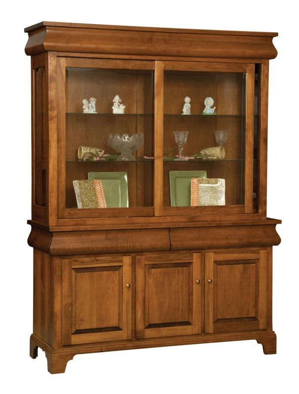 High Quality Imagine Our Amish Handcrafted Richwood Hutch In A Gorgeous Painted  Specialty Finish! Black Or Even