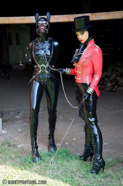 Alles Was Ich Liebe Latex Costumes Submissive Sissy Maid Puppies Play