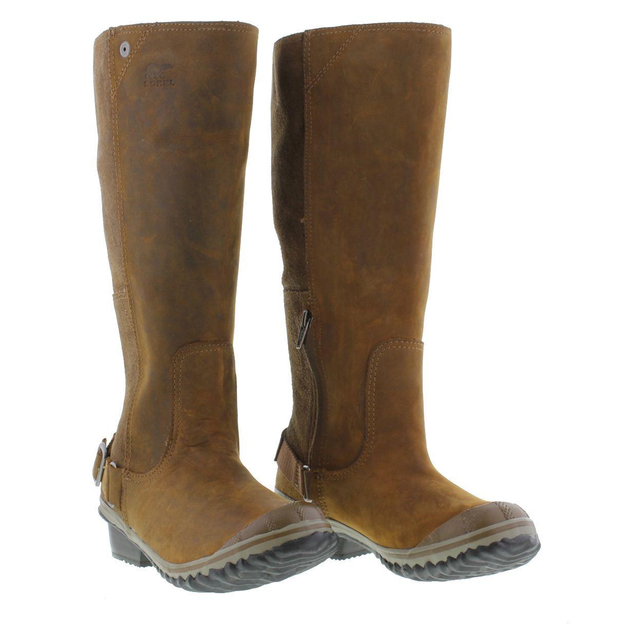 6eb534ec0b0 Sorel - Slimboot Waterproof - Nutmeg Coffee Bean Brown - Amazing ...