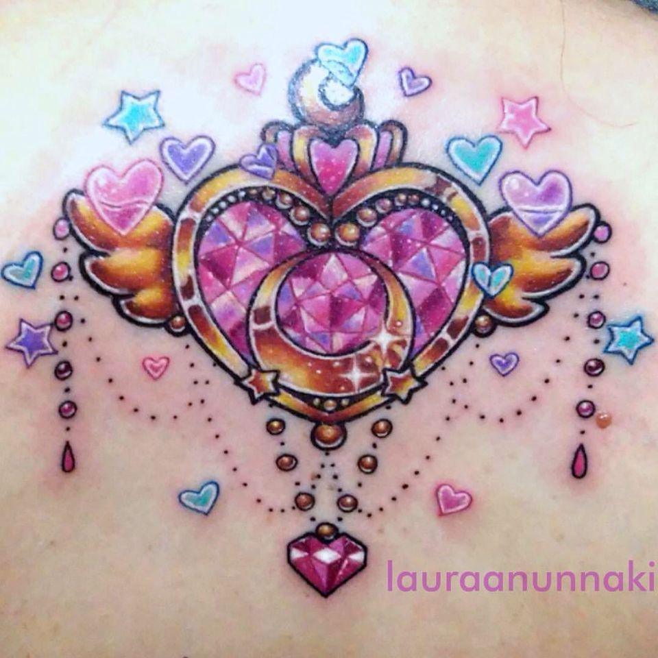 Tattoo artist laura anunnaki mexico df tatuajes