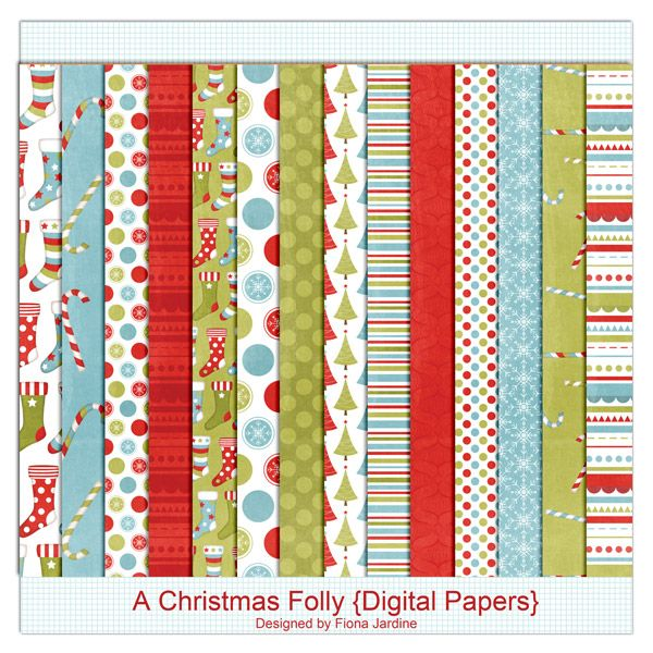 {5+5 Friday} 10+ Free Clipart Downloads for Christmas ...