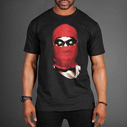 Yeezus Tour Red Ski Mask Concert Kanye West T Shirt Tour T Shirts Yeezus Tour Yeezus Tour Merch