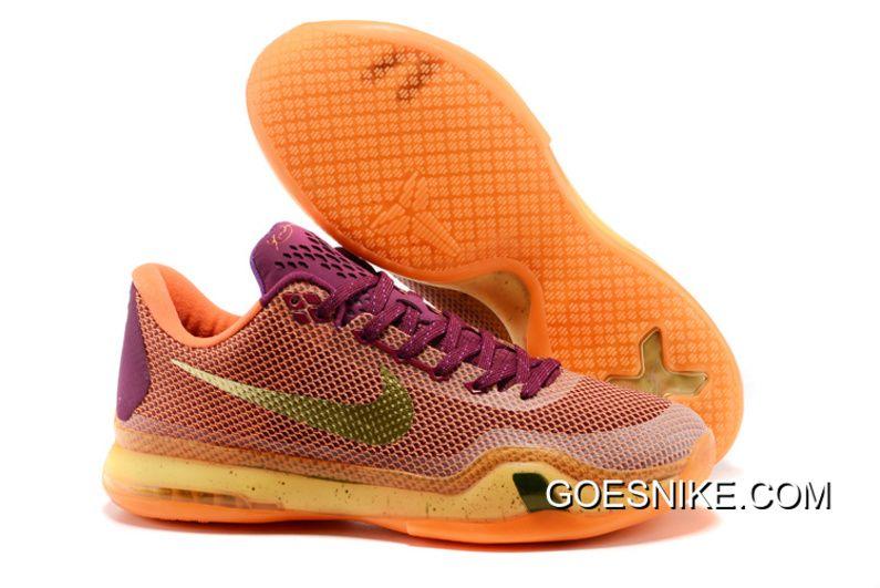 2d6a9944d 2019 的 Buy Now Men Nike Kobe X Basketball Shoes Low SKU 107647-299 ...