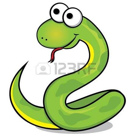 Pin By Mark Pateman On Cartoon Snakes Cute Cartoon Drawings Clip Art Cute Reptiles