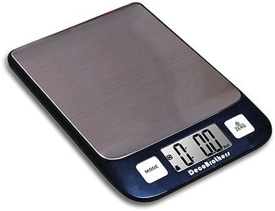 Top 20 Best Digital Kitchen Scales In 2020 Reviews Amaperfect Digital Food Scale Kitchen Scale Food Scale