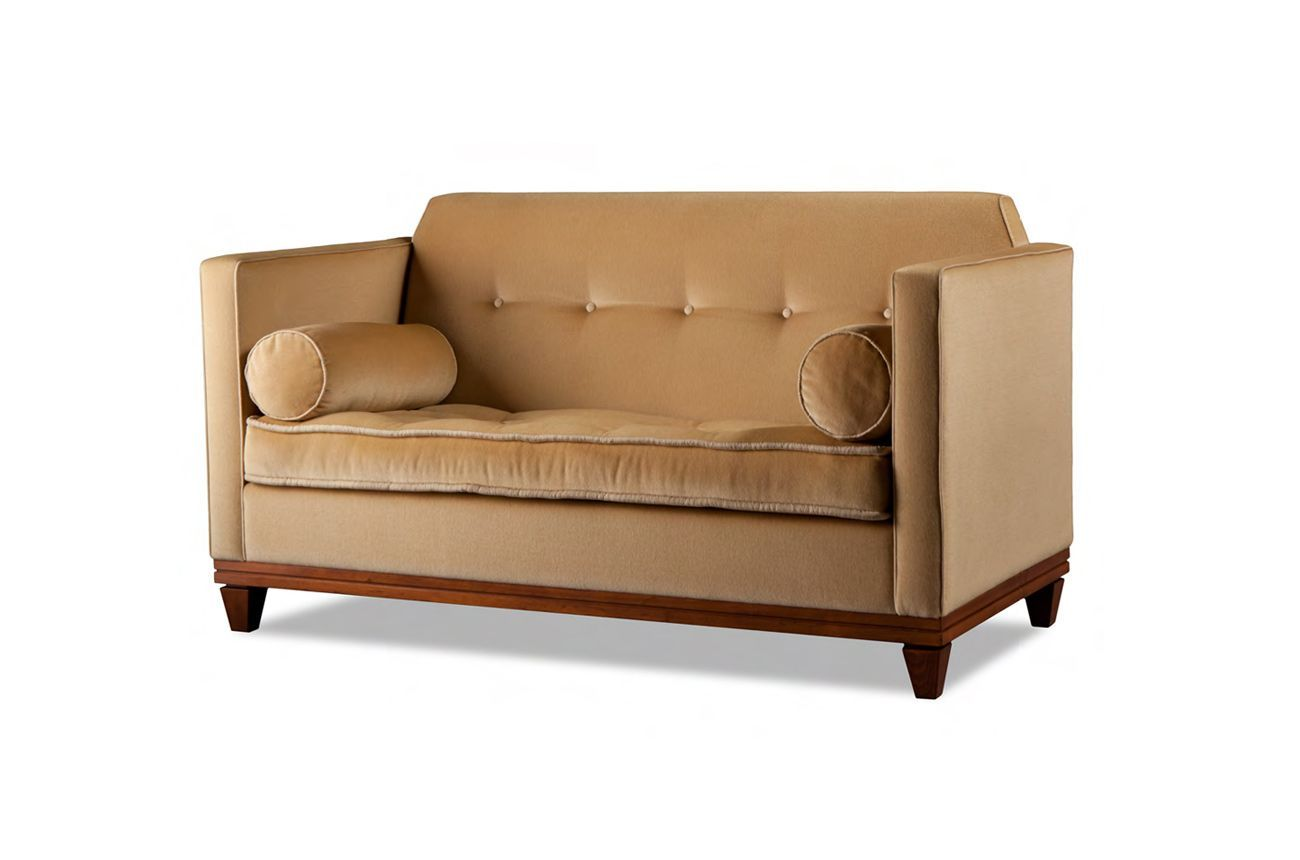 Herve Love Seat By Robert Marinelli Love Seat Seating Daybed Sofa