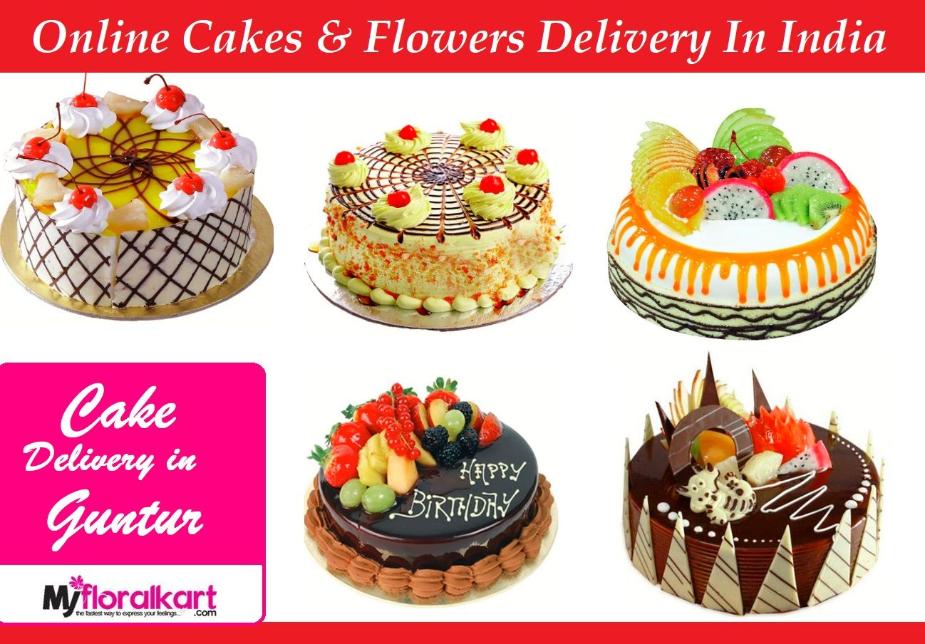 Cakes Home Delivery In Guntur Celebrate Occasion Birthday Or