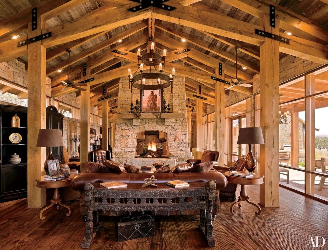 9 Texas Homes Where Sophistication Is King Rustic Living Room Design Living Room Decor Rustic Living Room Design Inspiration Texas living room decor