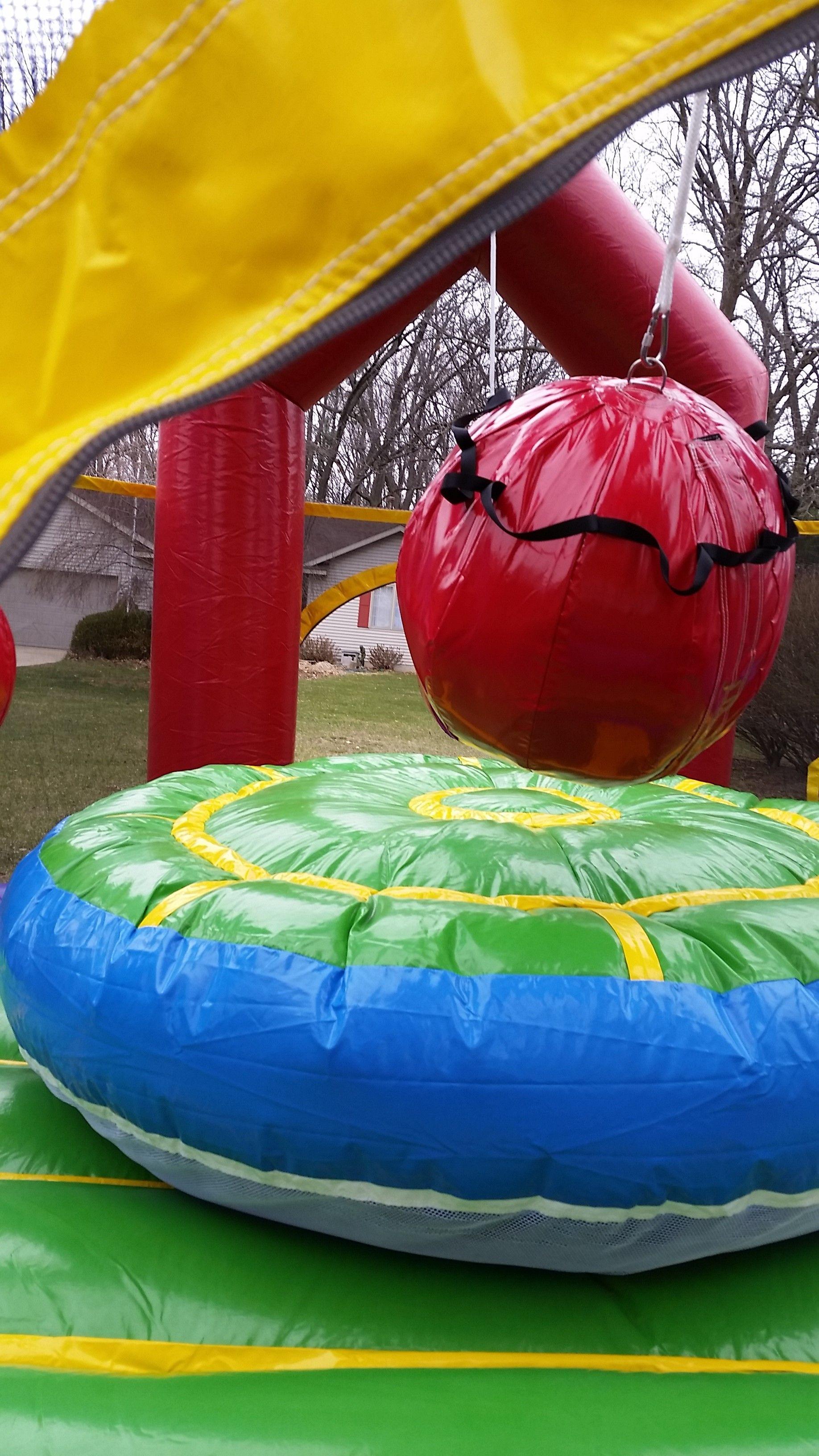 Wreaking Ball Michigan ohio, Grad parties, Michigan
