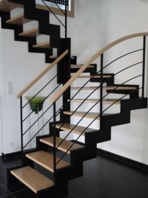 limon cremaillere escalier a cremaillere pinterest. Black Bedroom Furniture Sets. Home Design Ideas