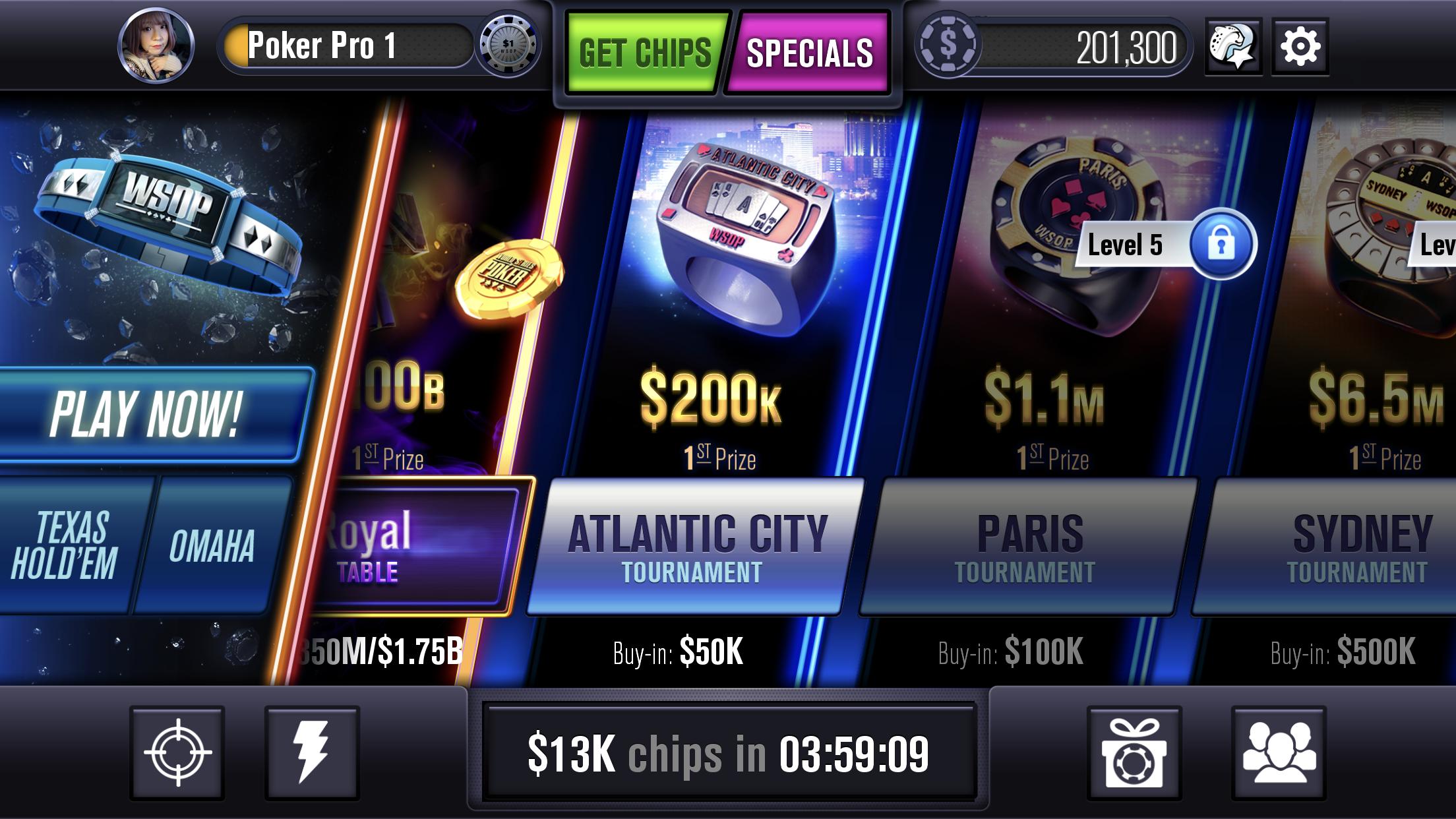 Wsop Poker Playtika