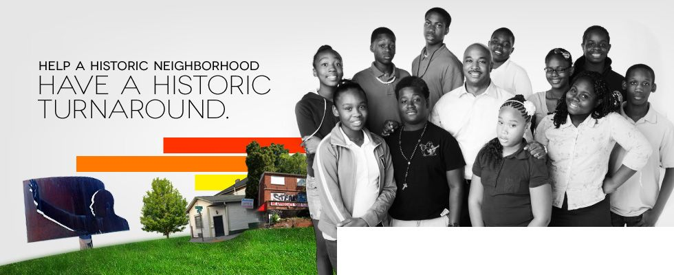 Help A Historic Neighborhood Have A Historic Turnaround
