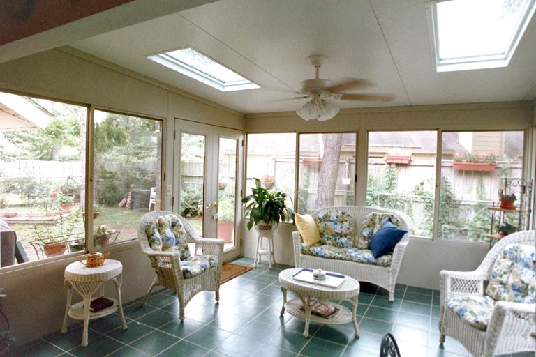 Fresh Sunroom Photo Gallery