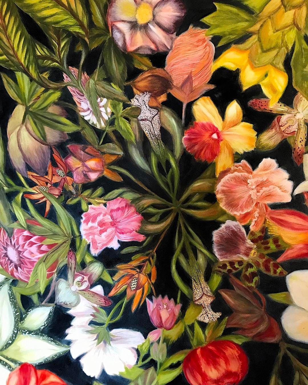 Pin by Velia De Iuliis on Velia De Iuliis | Flowers, Art, Plants