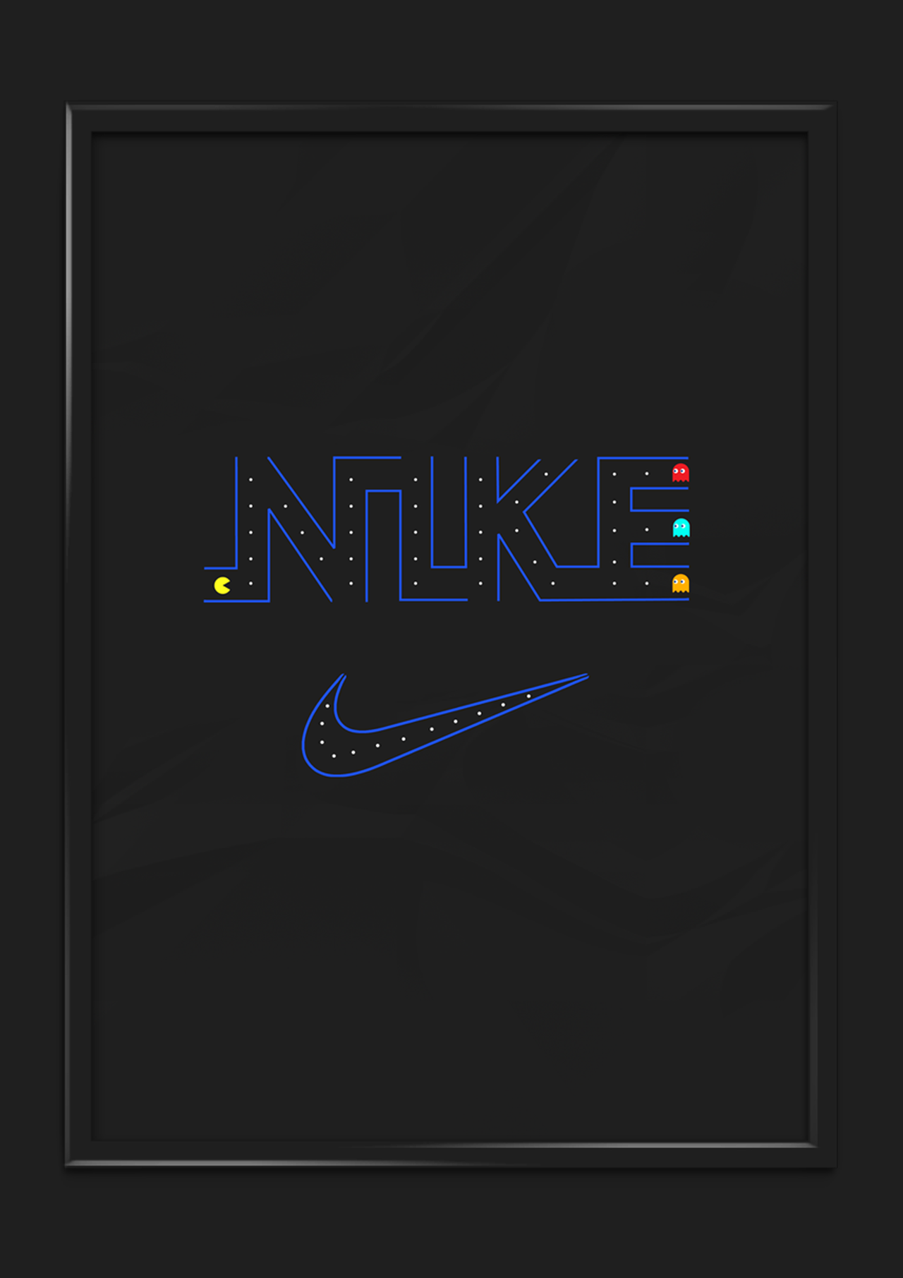 Just For Fun Nike Pacman Style Full Project At Https Www