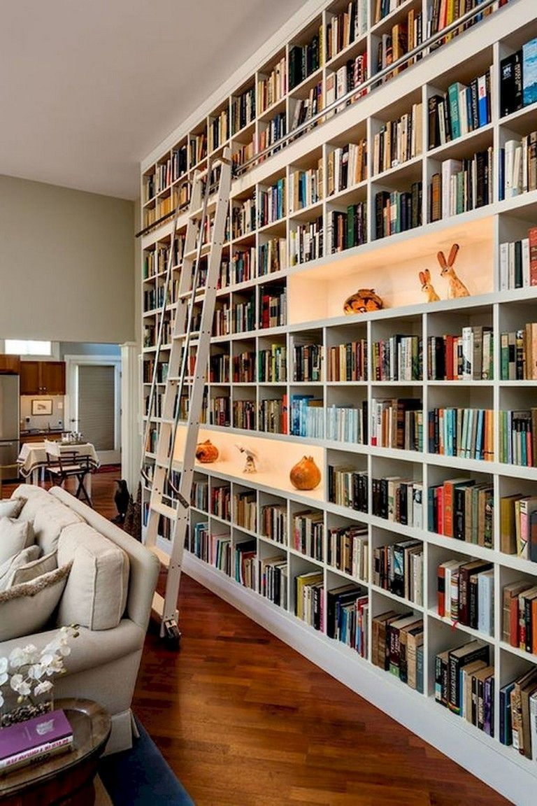 Stunning ways to Decorate your Interior Using a Home Library