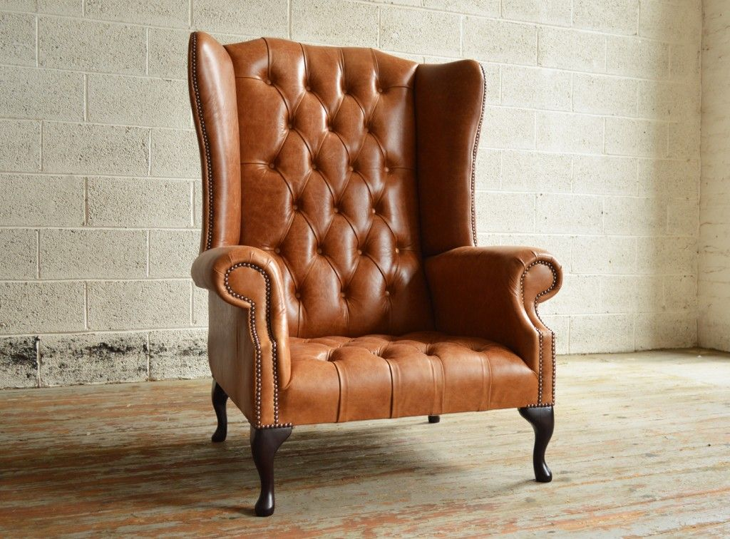 Chesterfield Chairs Abode Sofas Leather Chesterfield Chair