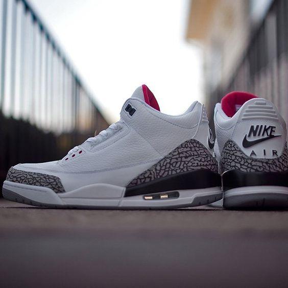 sale retailer aaecf 30c3d Air Jordan 3 Retro 1988  airjordan3  airjordans  fashion  nike  shopping   sneakers  shoes  basketballshoes  airjordan  retro
