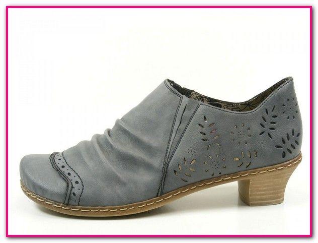 6aa839ae21ac Rieker 52176 Damen Slipper-Trendiger Slipper von Rieker aus softem  Obermaterial mit sommerlich luftigen Durchbrüchen