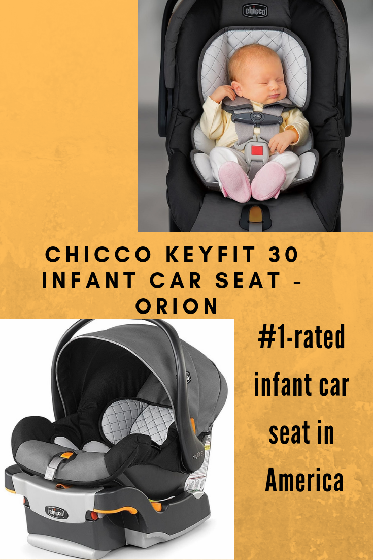 Chicco Keyfit 30 Infant Car Seat Orion 1 Rated In Usa