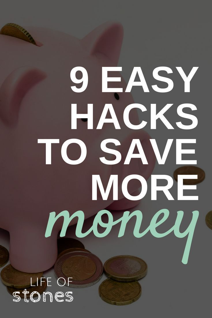 9 clever ways to save money with little extra effort plethora of personal finance potpourri. Black Bedroom Furniture Sets. Home Design Ideas