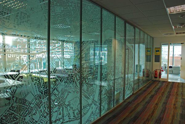 Uea london glass manifestation on behance office design for Window manifestations