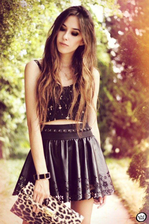 Skirt: Goodnight Macaroon  http://re.mu/Fashioncoolture/product/22941