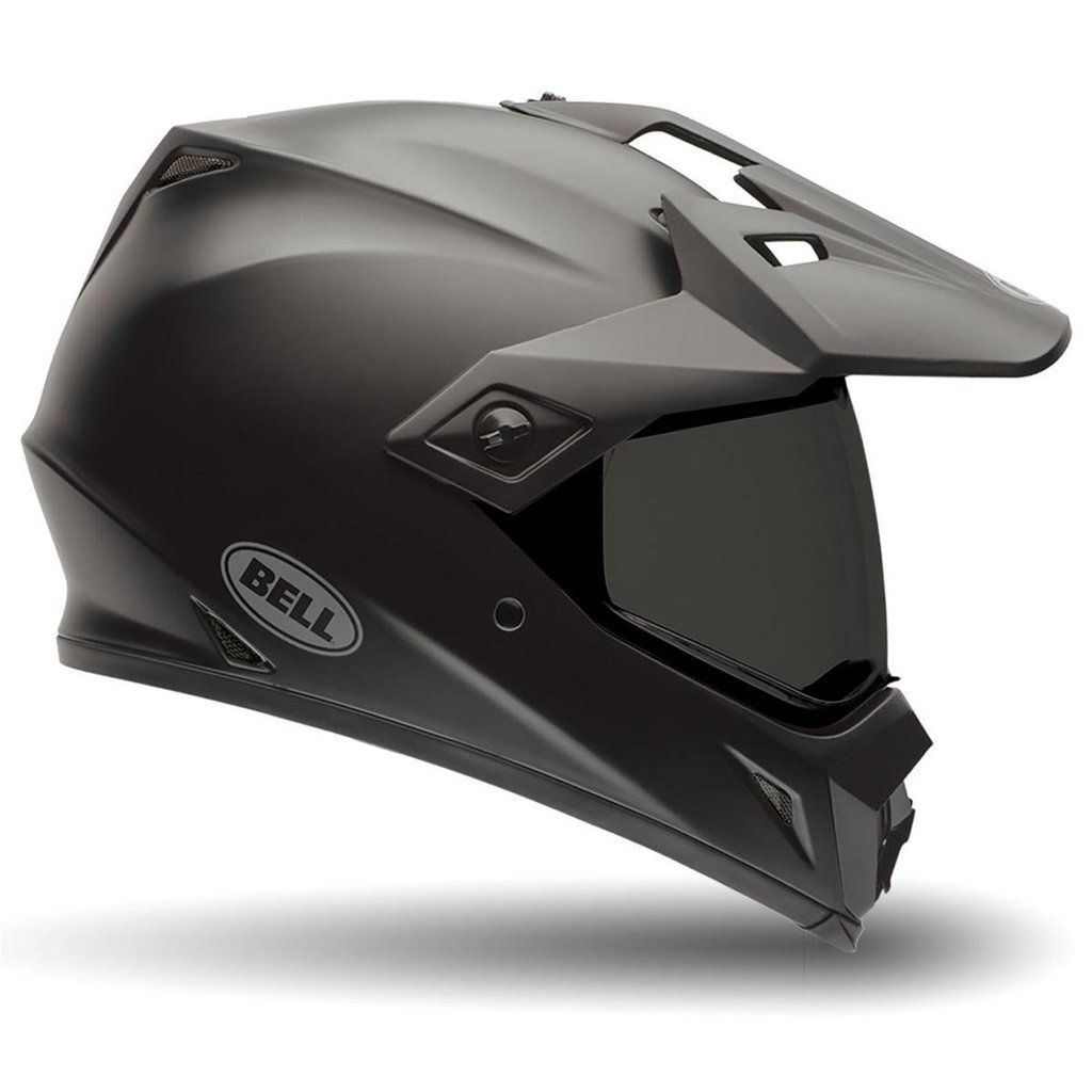 3792d0ab Shop Bell MX-9 Adventure Dual Sport Helmet By Size, Color & More From  Motorcycler.com. Free Shipping on Orders Over $49.99.