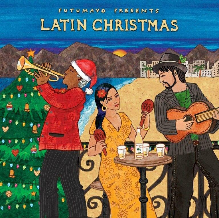 Pin by Barbara Tibbetts on Putumayo World Music.   Christmas music, Christmas, Various artists
