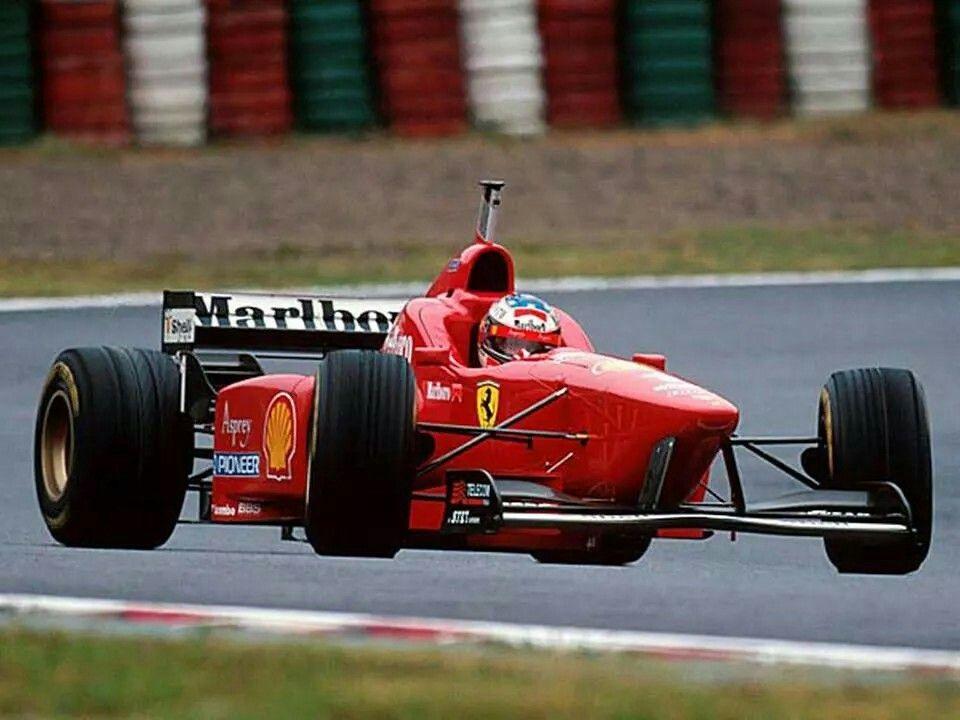 Ferrari 1996 Sin Alas F1 Raros Extremos Pinterest Ferrari