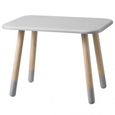 Kindertisch holz  Bloomingville Kindertisch Cool 47x65cm | Bloomingville | Pinterest ...
