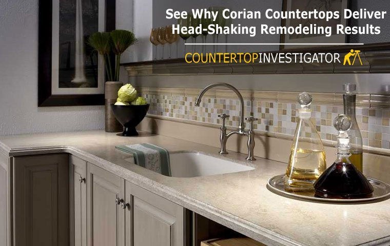 Corian Solid Surface Review In 2020 With Images Corian Kitchen