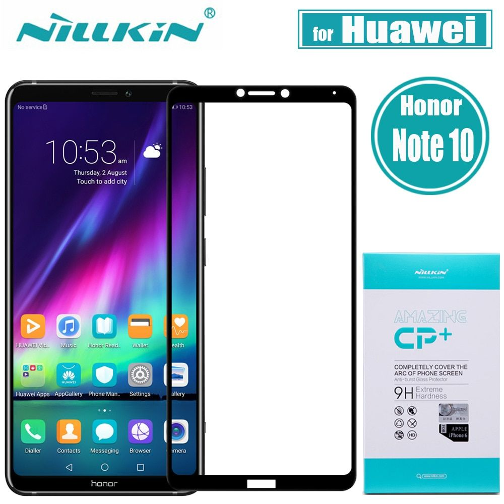 Huawei Honor Note 10 Tempered Glass Screen Protector Nillkin
