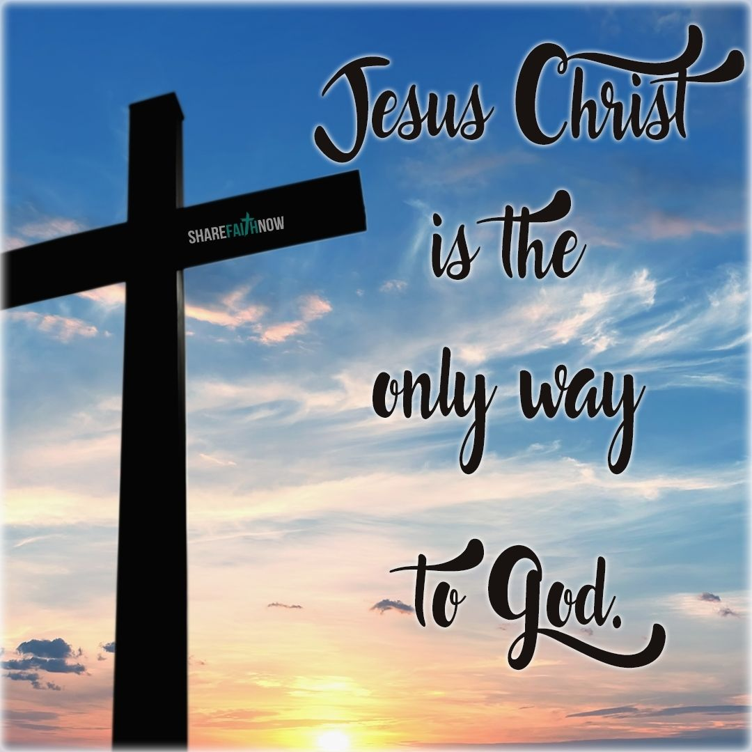 Image result for Jesus the only way