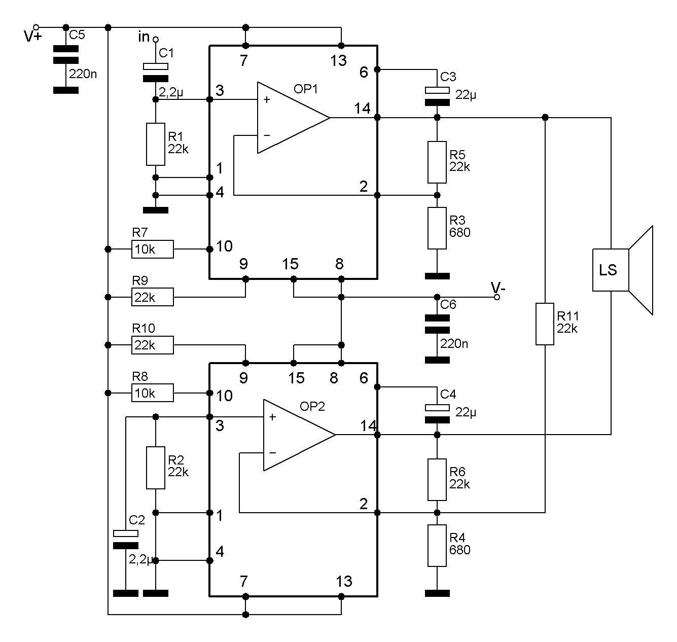Kon Electronic View Topic 2x100w 1 N 2018 Pinterest Audio Amplifier Circuit Using Tda1562q Audiophile