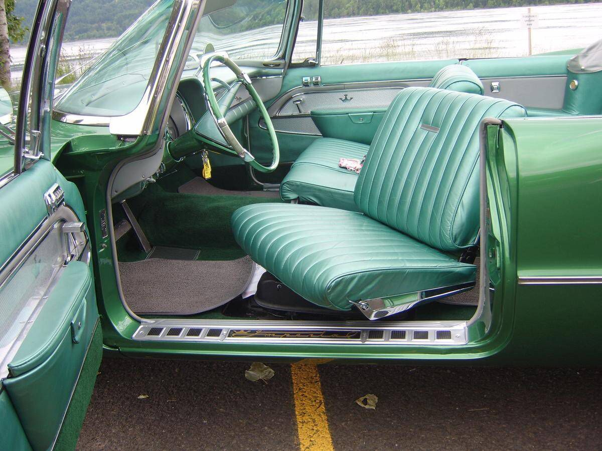 1958 Chrysler Crown Imperial Convertible With Images Classic