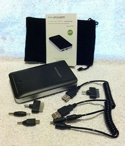 RAVPower 14000mAh Deluxe External Battery Charger Pack-Review - News - Bubblews- http://www.bubblews.com/news/1234654-ravpower-14000mah-deluxe-external-battery-charger-pack-review