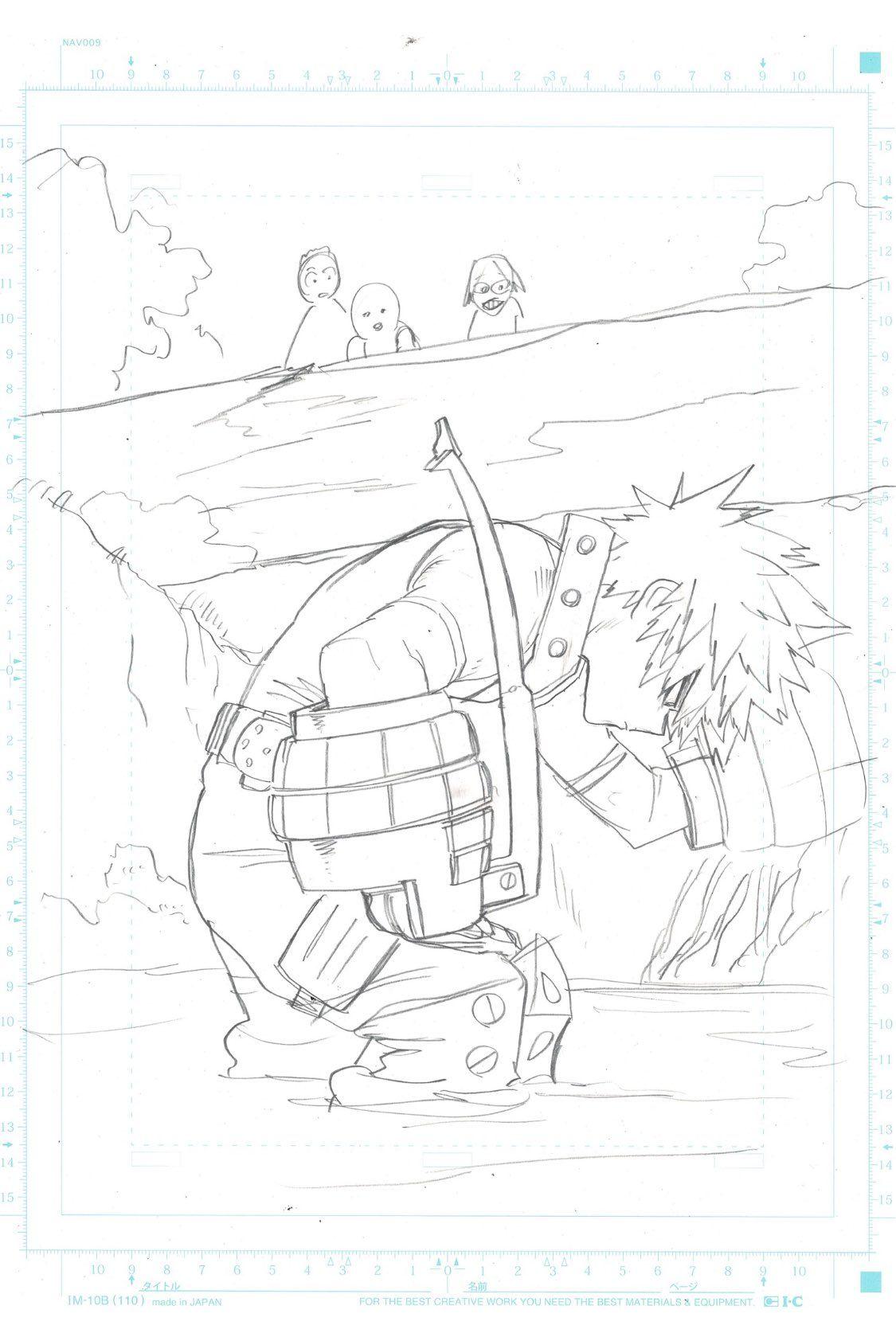 僕のヒーローアカデミア公式 on twitter my hero academia manga sketches anime drawings boy