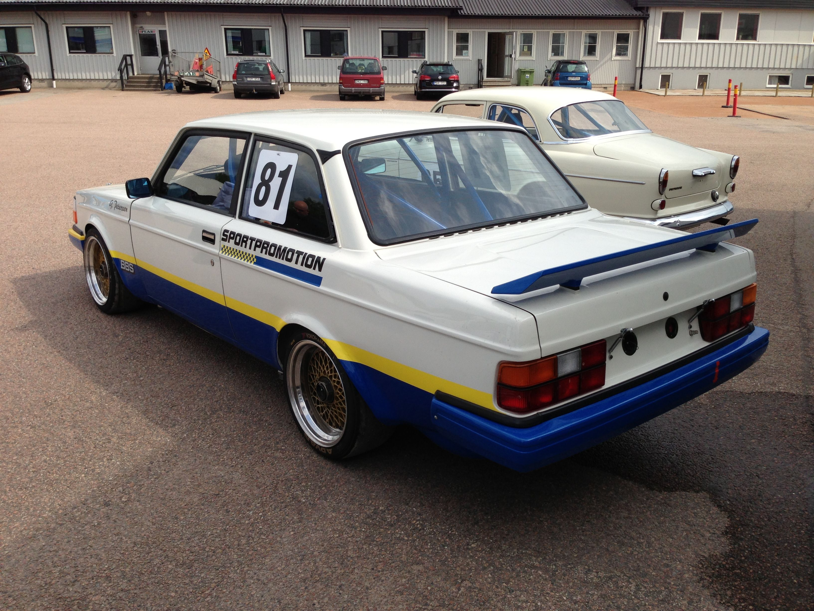 Volvo 240 Turbo Race Car | Classic Cars | Pinterest | Volvo 240 ...